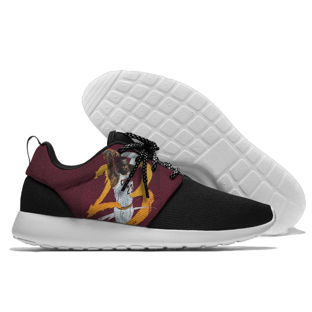 Men  NBA cleveland cavaliers Roshe style Lightweight Running shoes 3