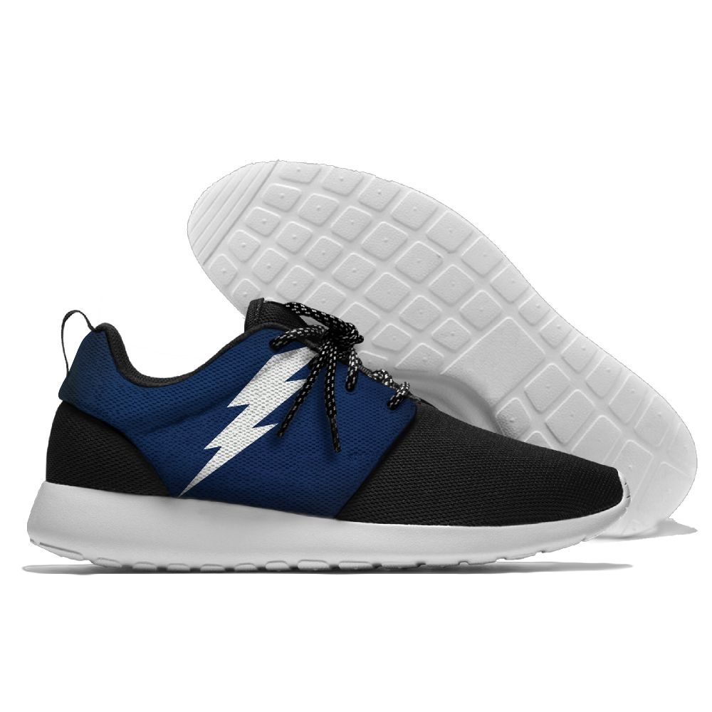 Men  NHL Tampa Bay Lightning Roshe style Lightweight Running shoes 3