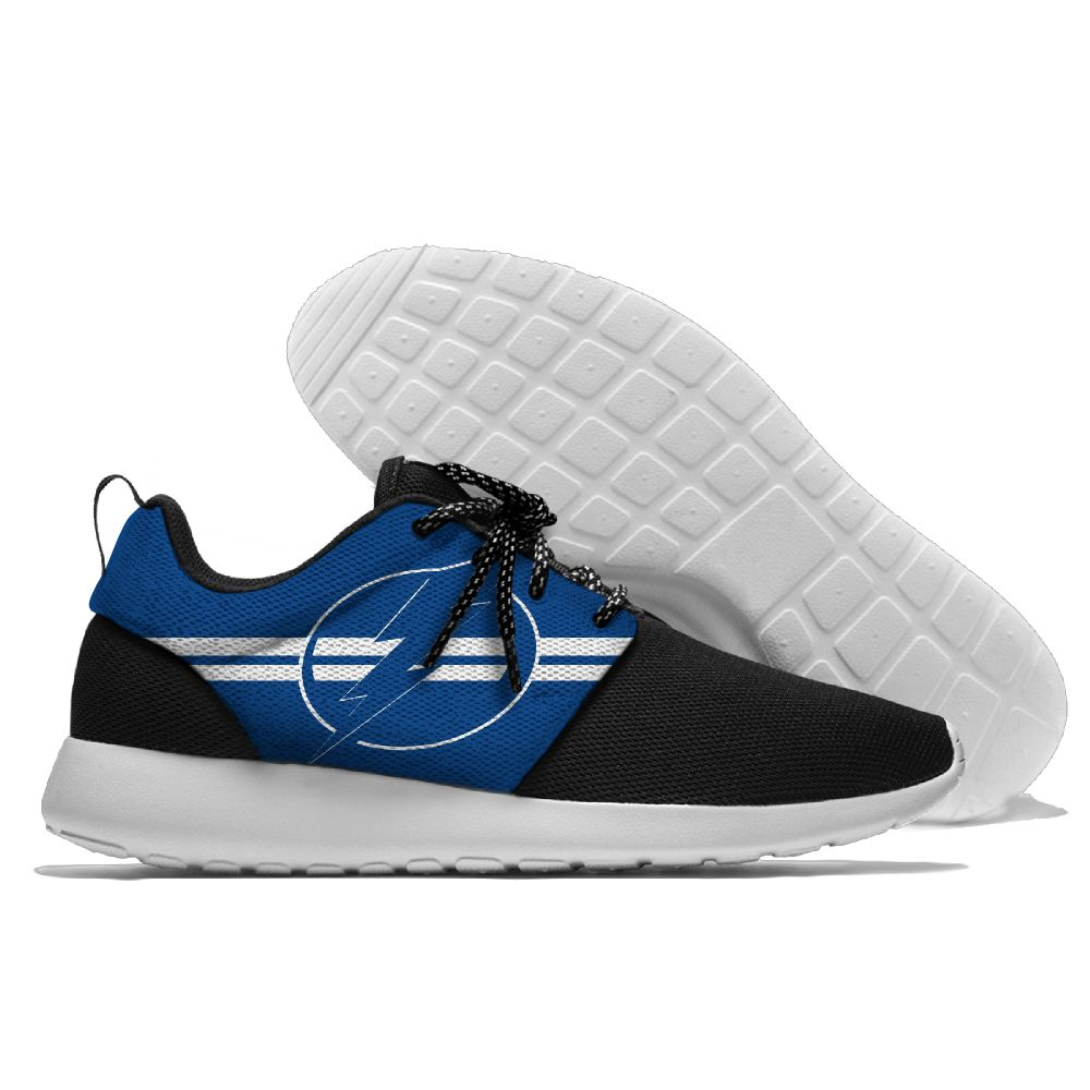 Men  NHL Tampa Bay Lightning Roshe style Lightweight Running shoes 6