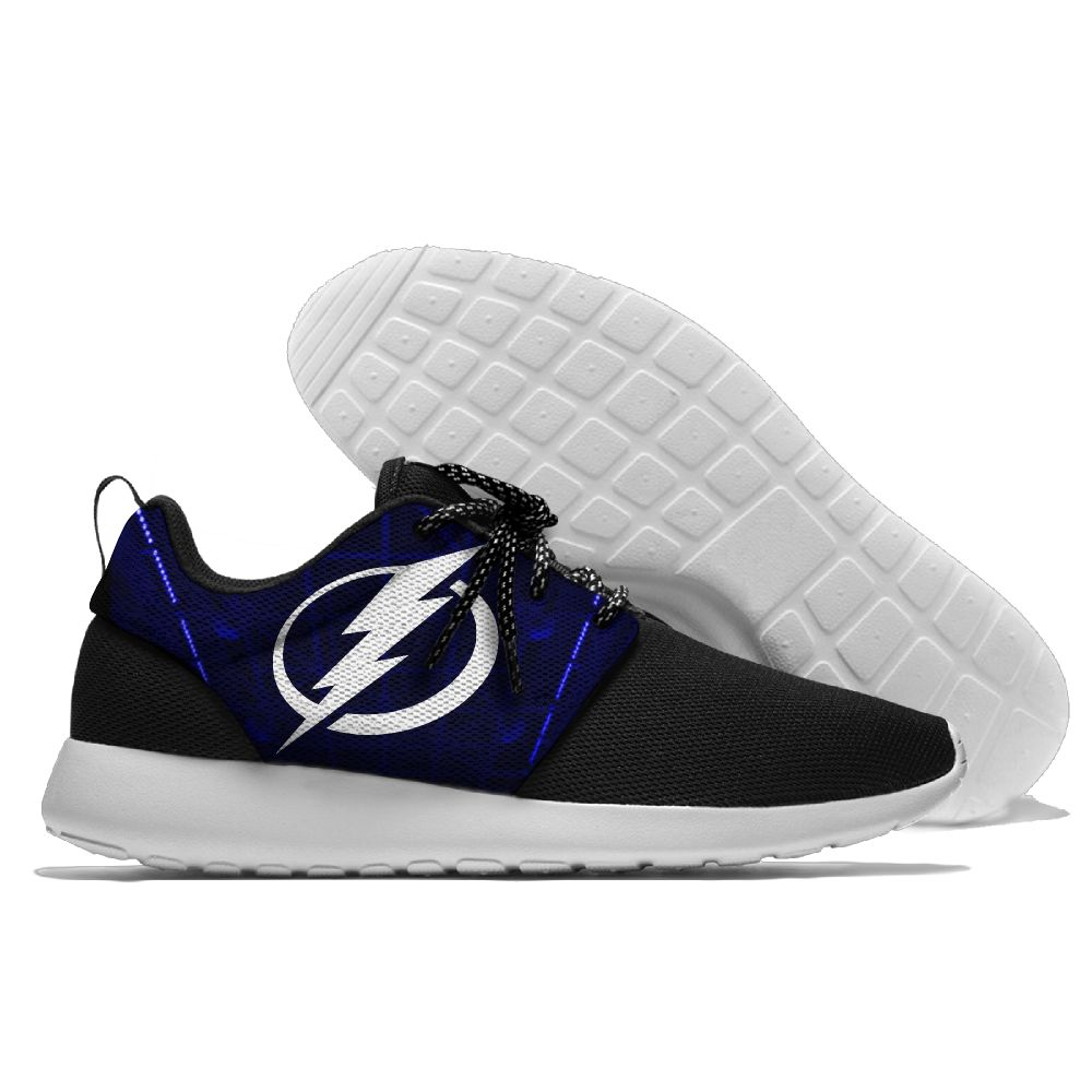 Men  NHL Tampa Bay Lightning Roshe style Lightweight Running shoes 9